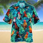 Rooster Lovers Gift Hawaiian Shirt