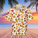 Taco Bell Hawaiian Shirt Taco Bell Button Up Shirt Family Beach Clothing Ideas