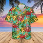 Octopus Hawaiian Beach Shirt 01