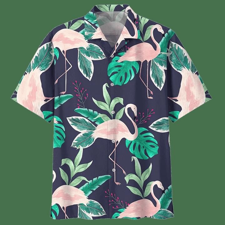 FLAMINGO HAWAIIAN SHIRT 7