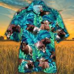 Shorthorn Cattle Lovers Hawaiian Shirt