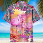 FLAMINGO Hawaiian Apparel  NHXeT0506234