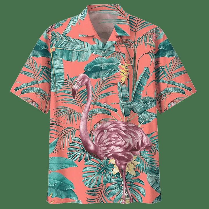 FLAMINGO HAWAIIAN SHIRT 18