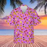 Taco Bell Hawaiian Shirt Sauce Taco Bell Button Up Shirt Taco Themed Gift Ideas