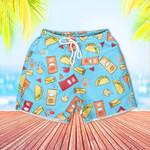 Taco Bell Hawaiian Shorts Boys Hawaiian Outfit For Kids Boys