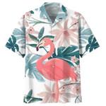 FLAMINGO Hawaiian Apparel  NHXT1205C