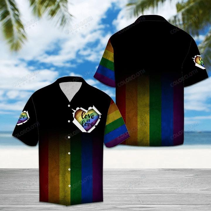Amazing LGBT Hawaiian Shirt TY055007