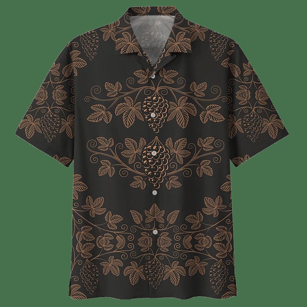 WINE HAWAIIAN SHIRT 474151