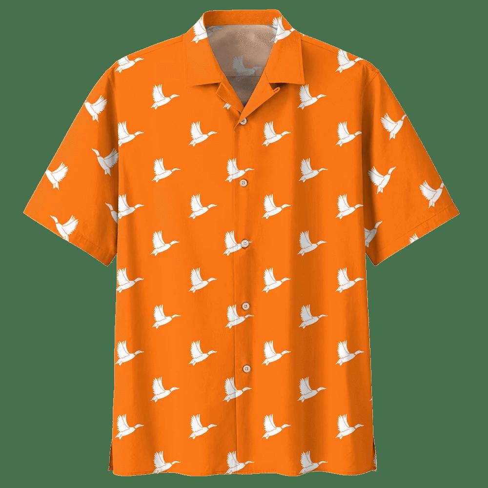 DUCK HAWAIIAN SHIRT 176650
