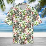 Chili Peppers And Octopus Hawaiian Shirt
