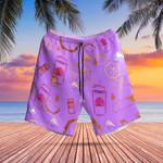 Taco Bell Swim Trunks Hawaiian Shorts Beach Shorts Men Gift Ideas For Boyfriends