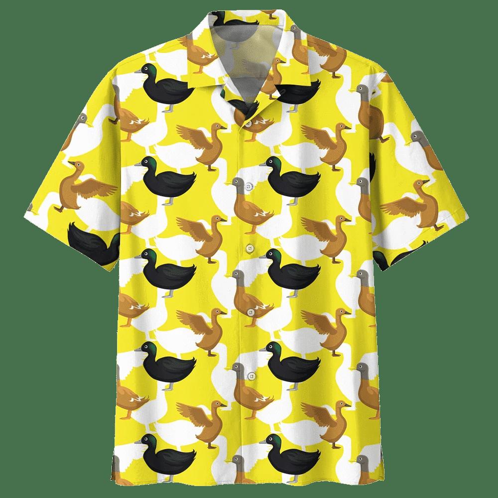 DUCK HAWAIIAN SHIRT 989181
