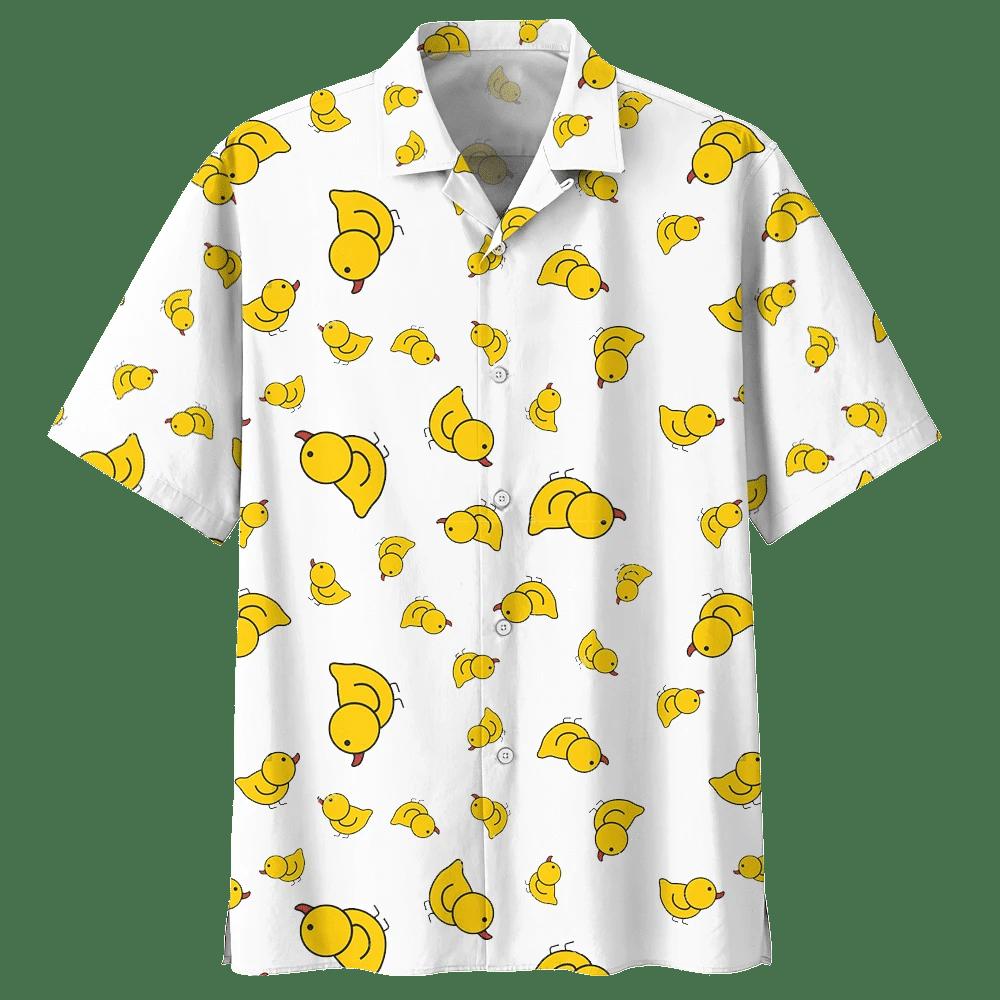 DUCK HAWAIIAN SHIRT 986899