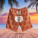 Taco Bell Hot Born Saucy Hawaiian Shorts Mens Bathing Suit Beach Shorts For Men