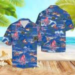 Amazing Octopus Hawaiian Shirt