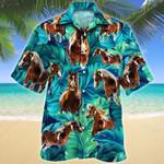 American Paint Horse Lovers Hawaii Shirt