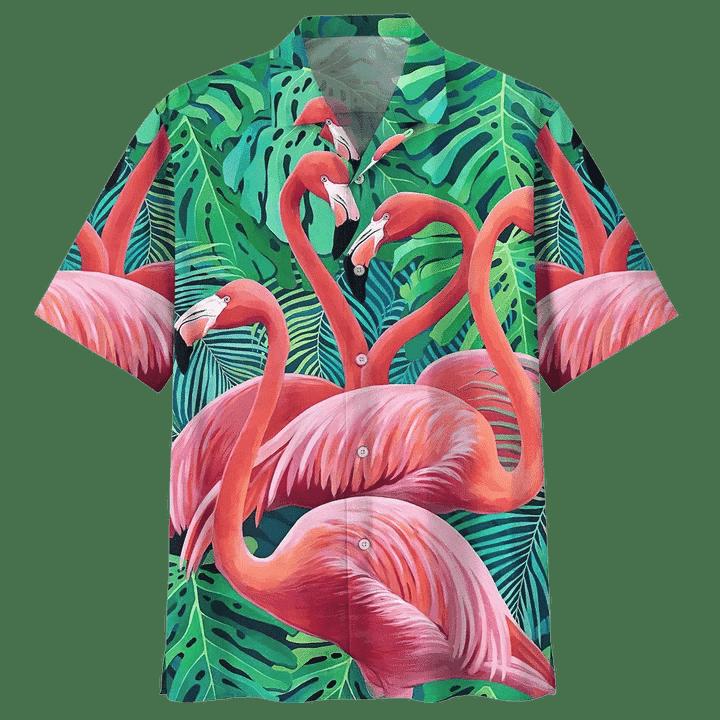 FLAMINGO HAWAIIAN SHIRT 16