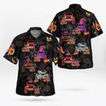 Hawaiian Aloha Shirts Jeep Halloween Vibes