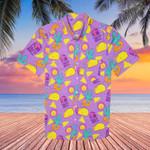 Taco Bell Hawaiian Shirt And Shorts Gift For Taco Lovers