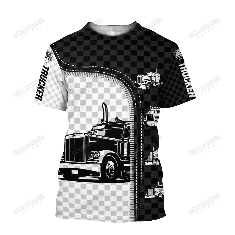 Men Trucker Shorts Be A Trucker Shorts TY297002