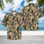 Tropical Alpaca Hawaiian Shirt
