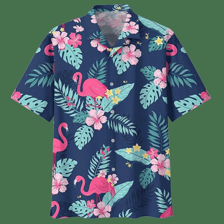 FLAMINGO HAWAIIAN SHIRT 14
