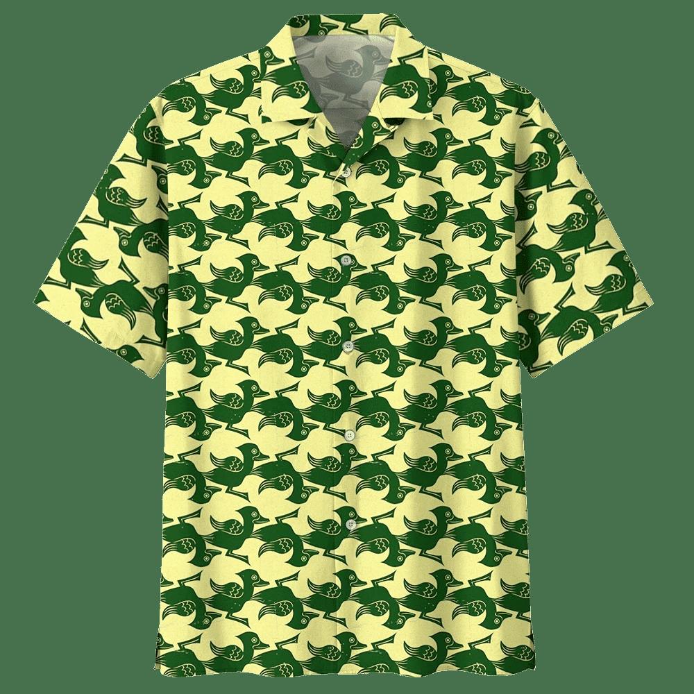 DUCK HAWAIIAN SHIRT 434990
