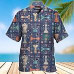 Chess Beach Shirt 5