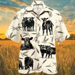 Cattle Farm Lovers Hawaiian Shirt