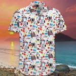 The Office Kevin Chili Hawaiian Shirt Kevin Malone Chili Hawaiian Button Up Shirt