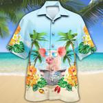 Pig Lovers Beach Hawaiian Shirt
