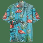 FLAMINGO HAWAIIAN SHIRT 13