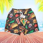 Taco Bell Hawaiian Shorts Boys Hawaiian Outfit For Kids Summer Beach Vacations Ideas
