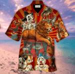 Circus And Clown Hawaiian Shirt TY014003