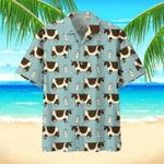 Cow Hawaiian Beach Shirt 6