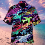 Aircraft The Sky Is Calling And I Must Go Unisex Hawaiian Shirt TV100528