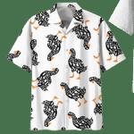 DUCK HAWAIIAN SHIRT 201859