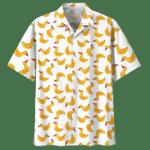 DUCK HAWAIIAN SHIRT 409420