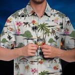 greyhound hawaiian shirt hawaii beach retro dog gifttify 863