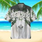 Cow Hawaiian Beach Shirt 11