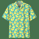 DUCK HAWAIIAN SHIRT 231344