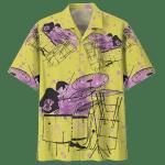 GUITAR HAWAIIAN SHIRT 992668
