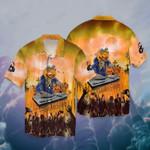 DJ Halloween Pumpkin 3D Shirt HL03801