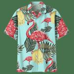 FLAMINGO HAWAIIAN SHIRT 11