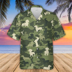 Dachshund Camo Beach Shirt 01