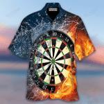 Darts Fire  Water Hawaiian Shirt TV134023