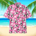 Cow Hawaiian Beach Shirt 9