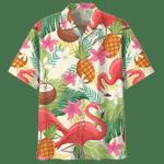 FLAMINGO HAWAIIAN SHIRT 5