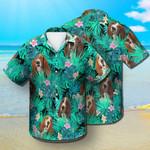Basset Hound Hawaiian Shirt Dog Hawaii Shirt Summer For Guy
