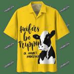 Dairy Cattle Hawaiian Shirt TY106013